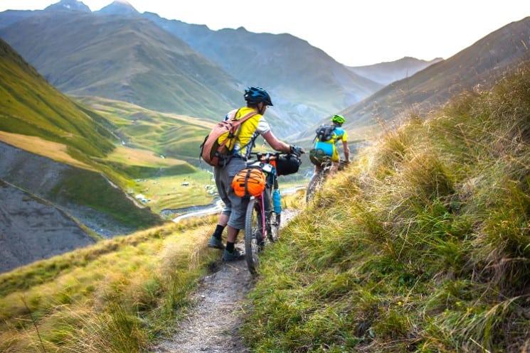 Co je bikepacking a jak se na něj připravit?