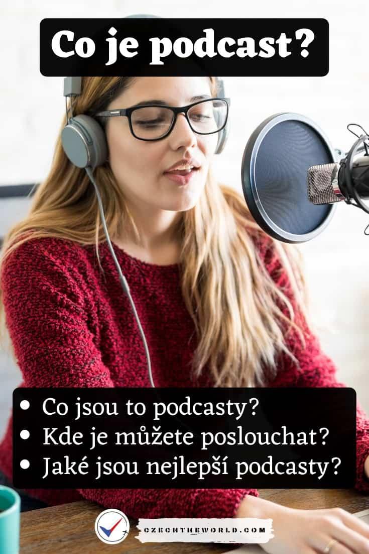 Co je podcast