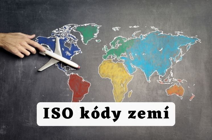 ISO kódy států a zemí