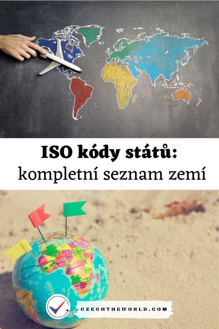ISO kódy zemí a států
