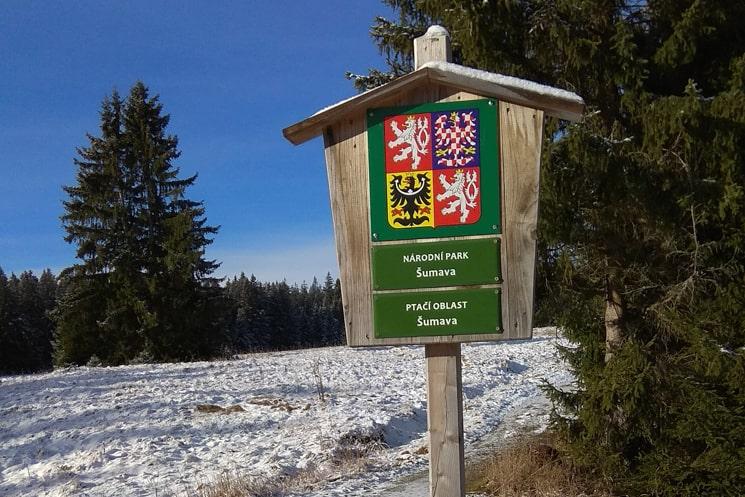 Šumava national Park