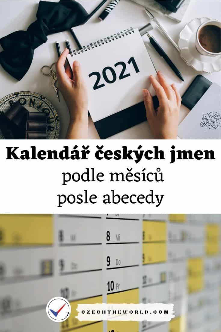 Kalendář jmen