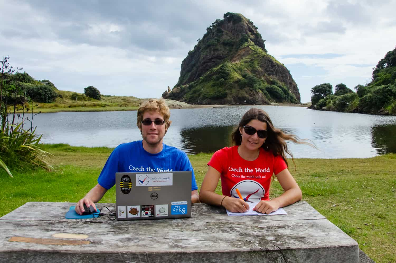Matej and Adriana - Czech the World - Travel Blog
