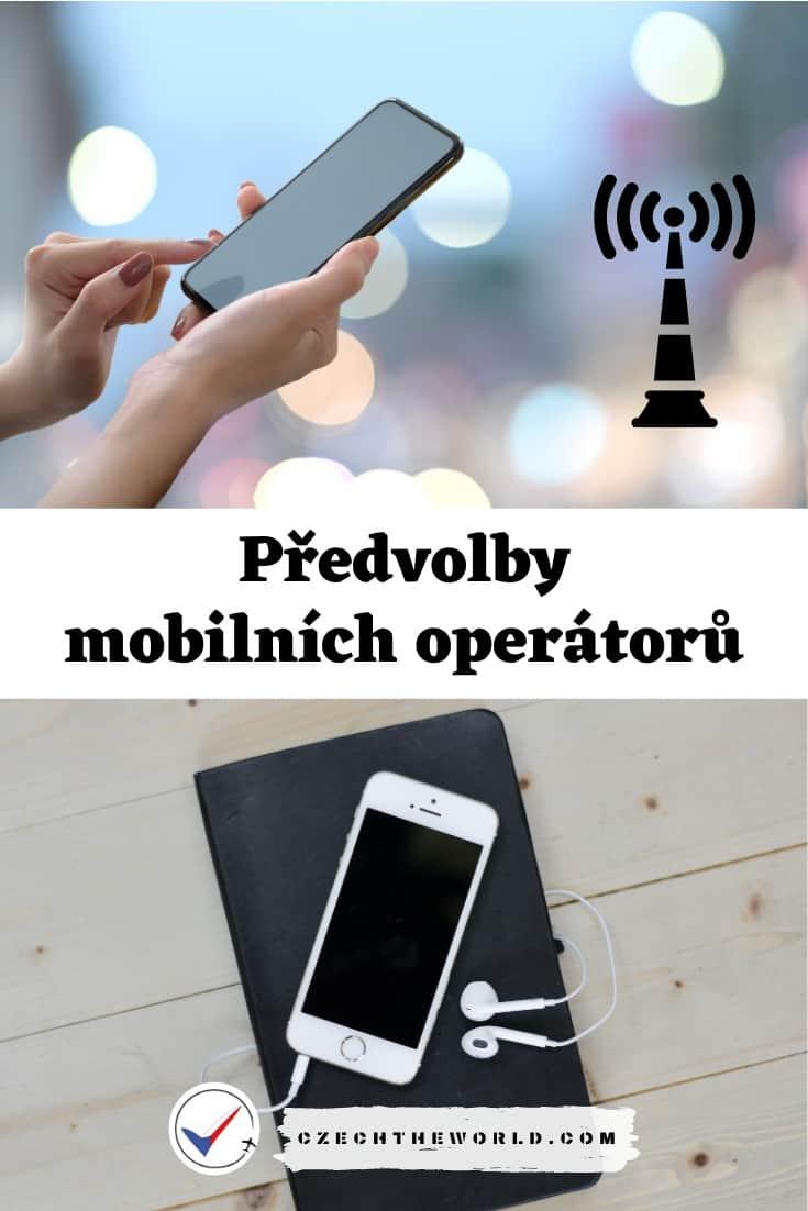 Předvolby telefonních operátorů