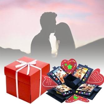dárek na valentýna