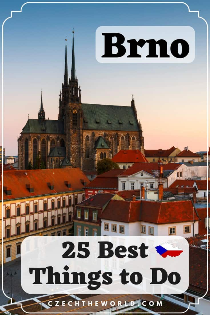 Best things to do in Brno