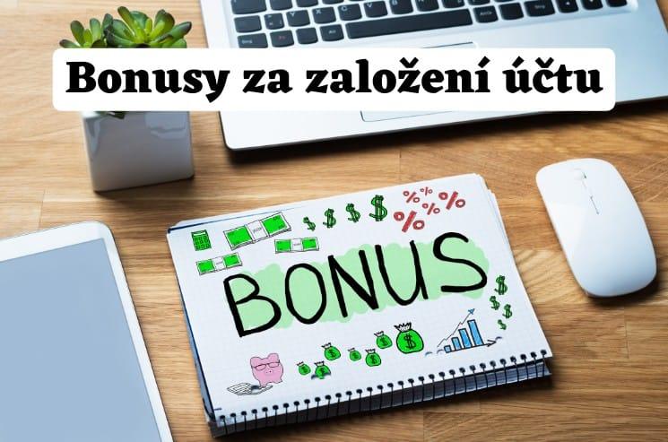 13x Bonus za založení účtu: jak na peníze zdarma? 1