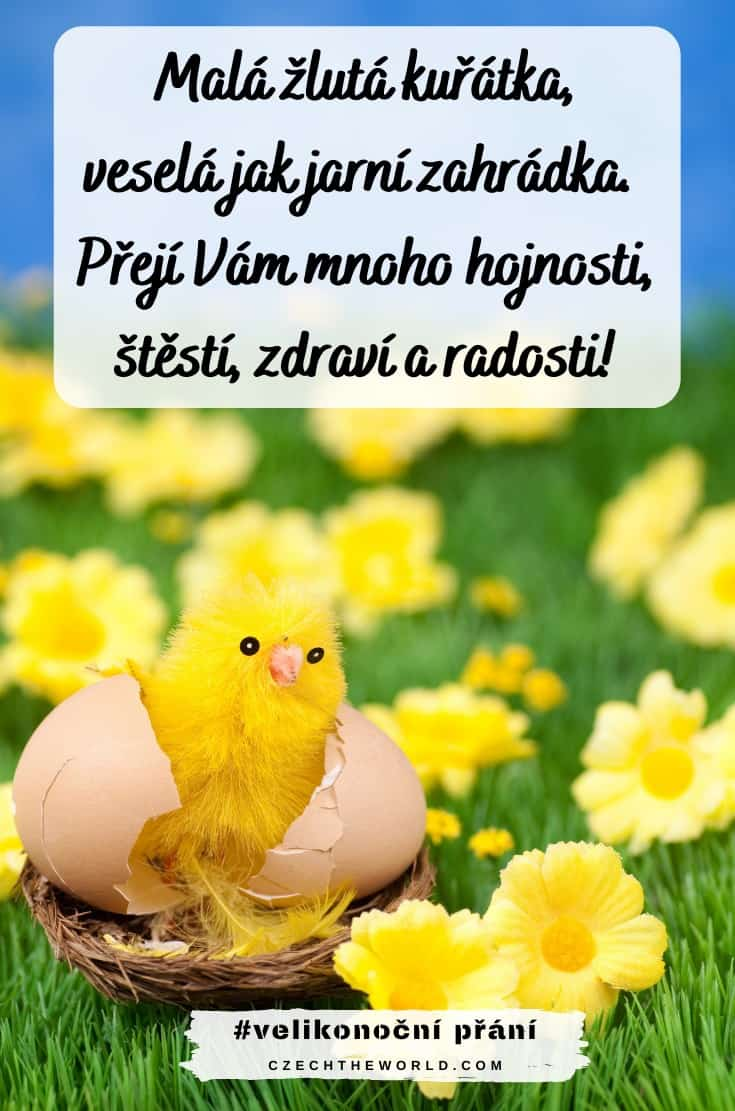 Veselé Velikonoce – další přání