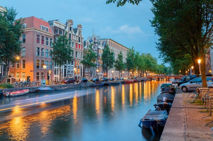 Best Romantic Places in The Netherlands