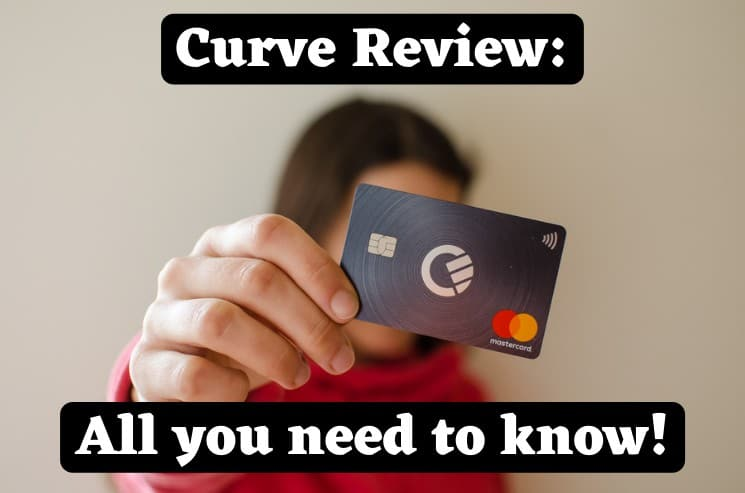 Curve card and app review