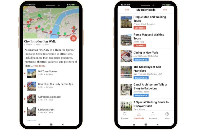 Use our Guides as GPS-guided Travel Articles + Giveaway! 1