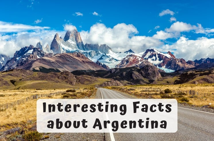 Interesting Facst about Argentina