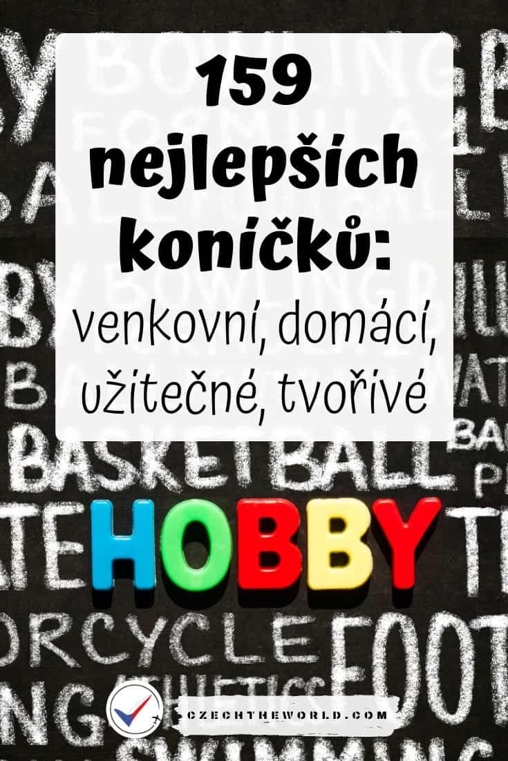 Koníčky zájmy hobby