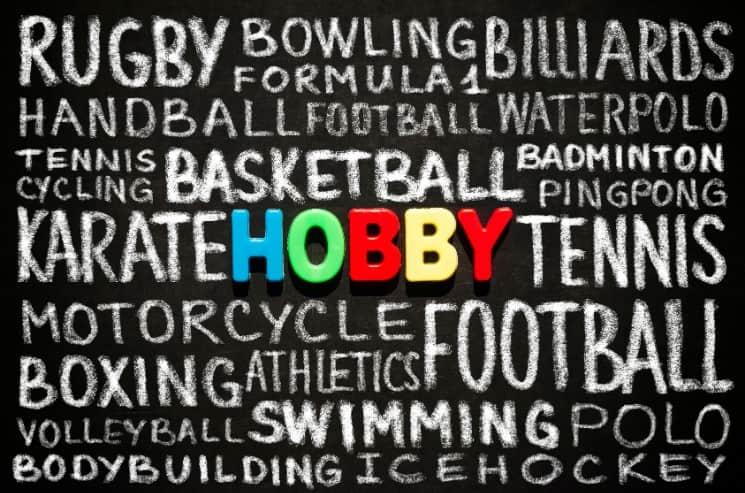 Koníčky zájmy hobby (4)