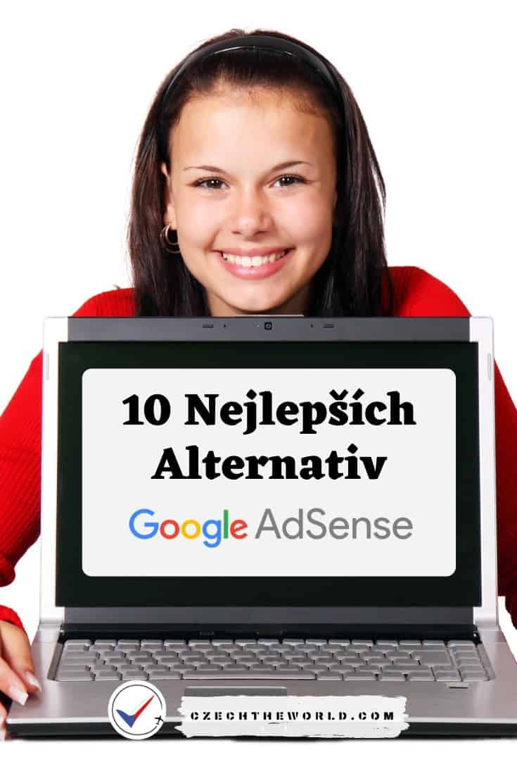 Nejlepší alternativy Google Adsense