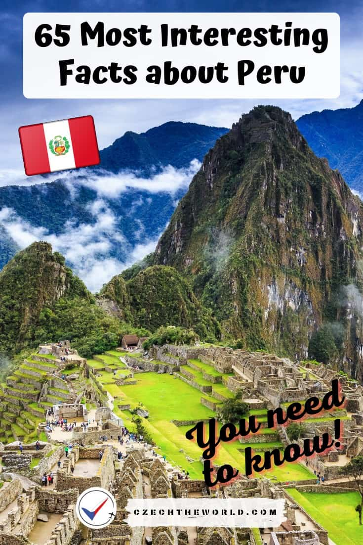 Fun and interesting facts about Peru