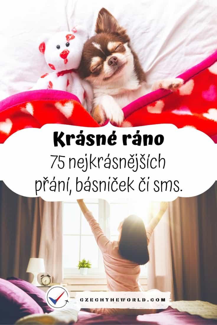 Krásné ráno 75 nejkrásnějších přání, básniček či sms. (1)