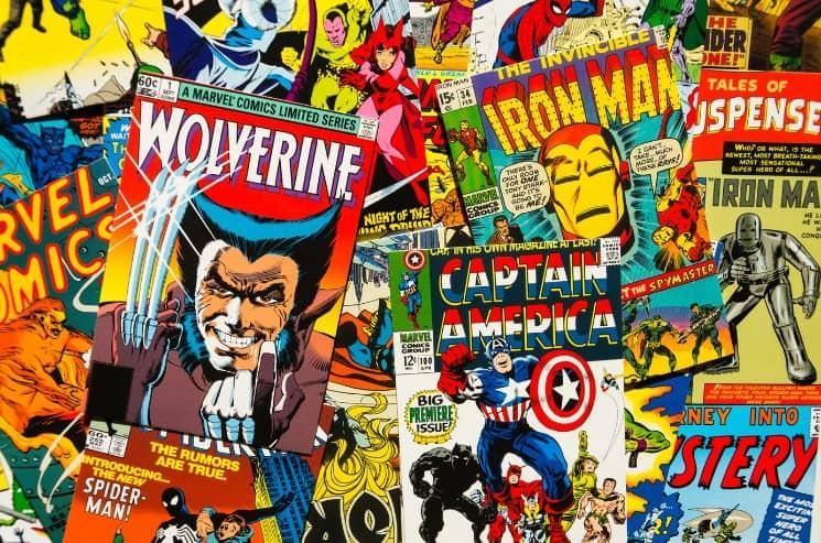 Marvel filmy a seriály