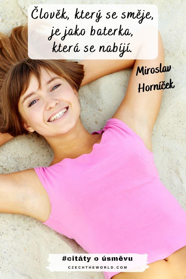 Citáty o úsměvu – 115 citátů, které vykouzlí usměv na tváři 1