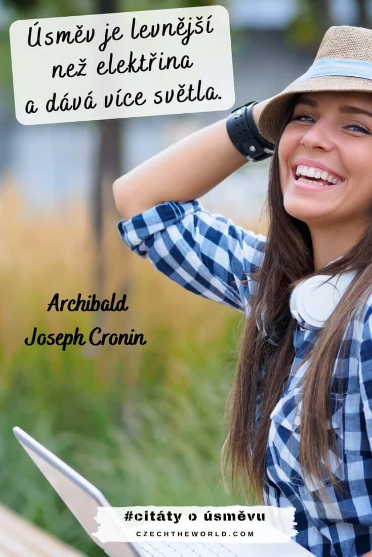 Nejkrásnější  citáty o úsměvu