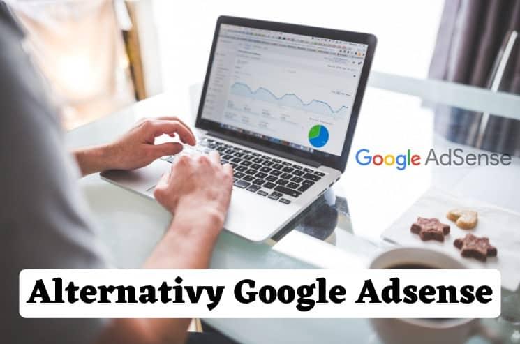 Alternativy Google Adsense
