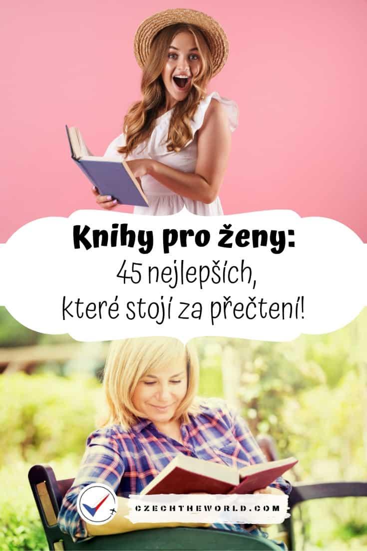 Knihy pro ženy
