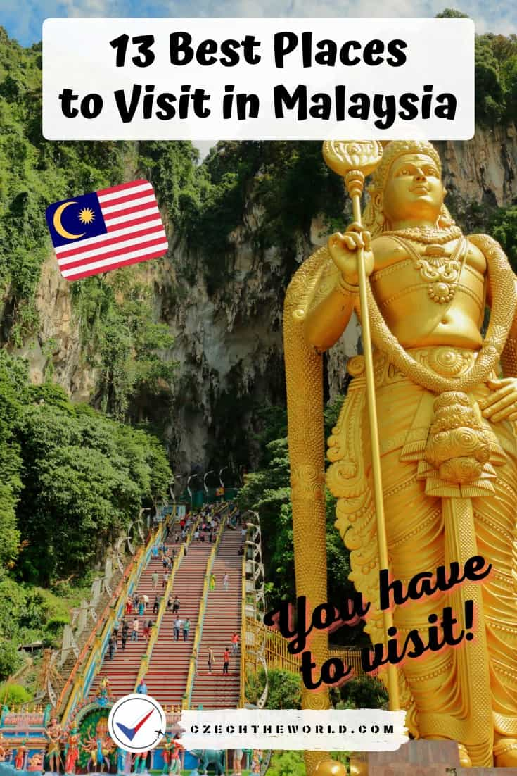 13 Best Places to Visit in Malaysia You Shouldn't Miss 14