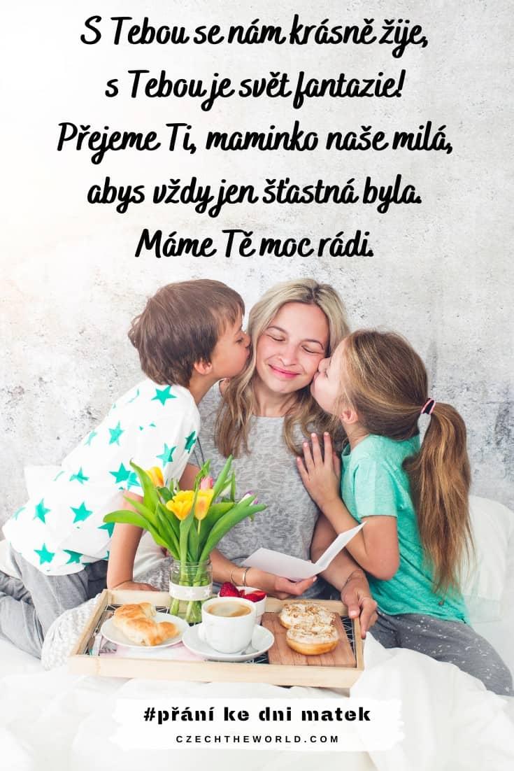 Přání ke dni matek