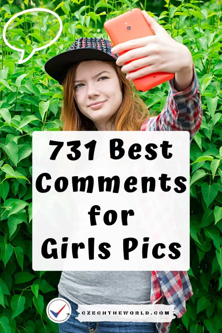 Best Comments for Girls Pics