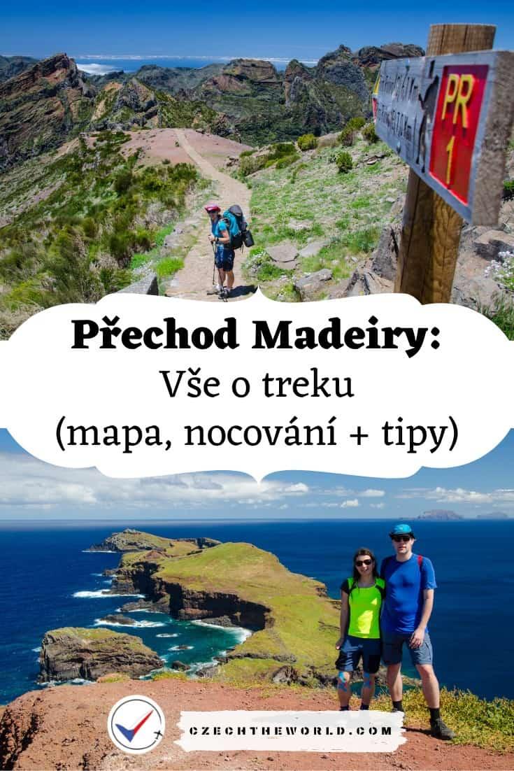 Madeira trek