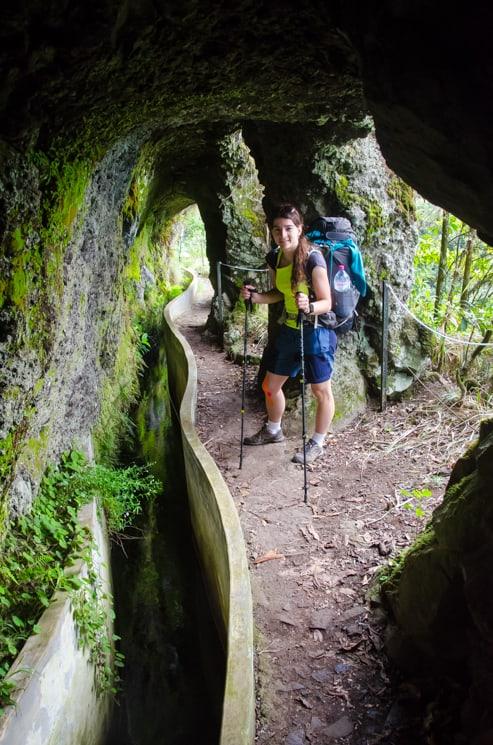 Přechod Madeiry - trek (12)