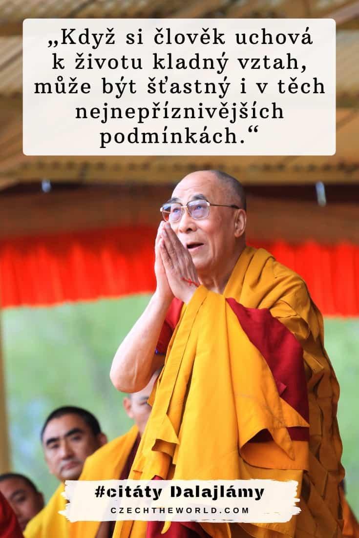 Dalajlámovy nejlepší citáty