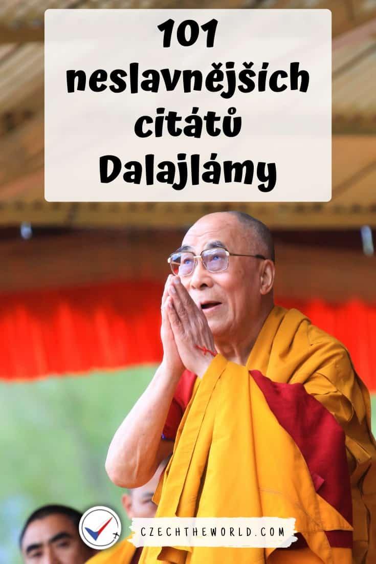 Citáty Dalajlámy