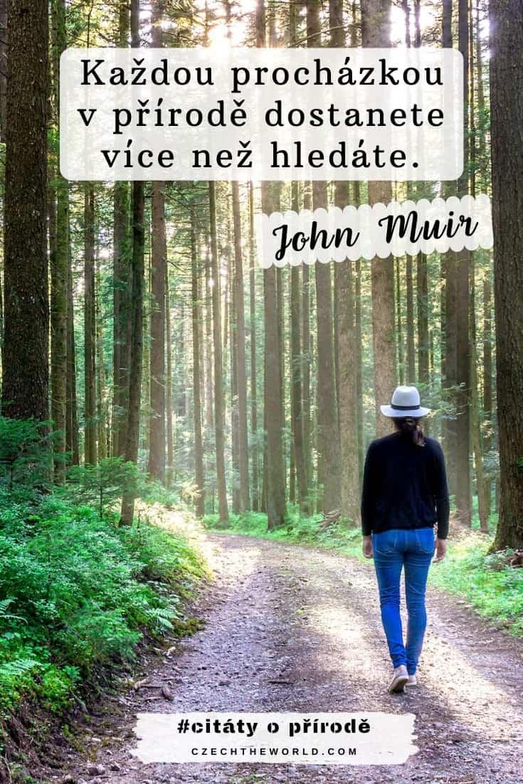 Nejlepší citáty o přírodě od slavných osobností