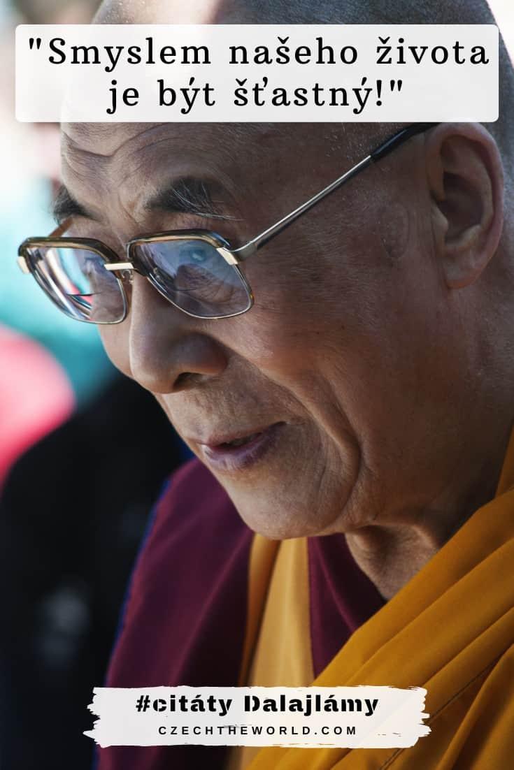 Dalajláma o smyslu života