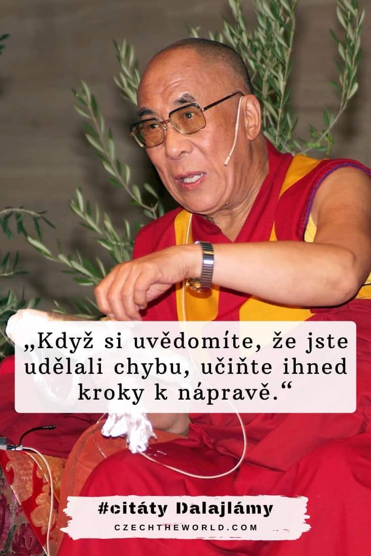 Další výroky Dalajlámy
