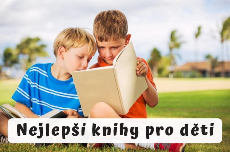 Nejlepší knihy pro děti