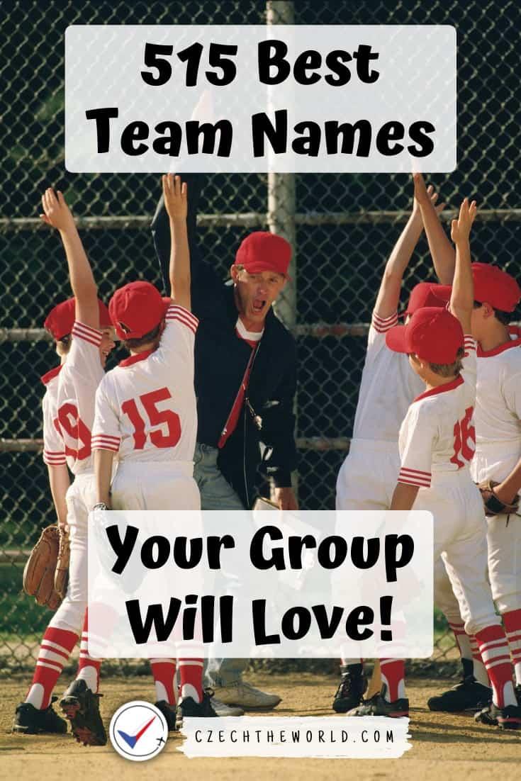 Baseball Team Names