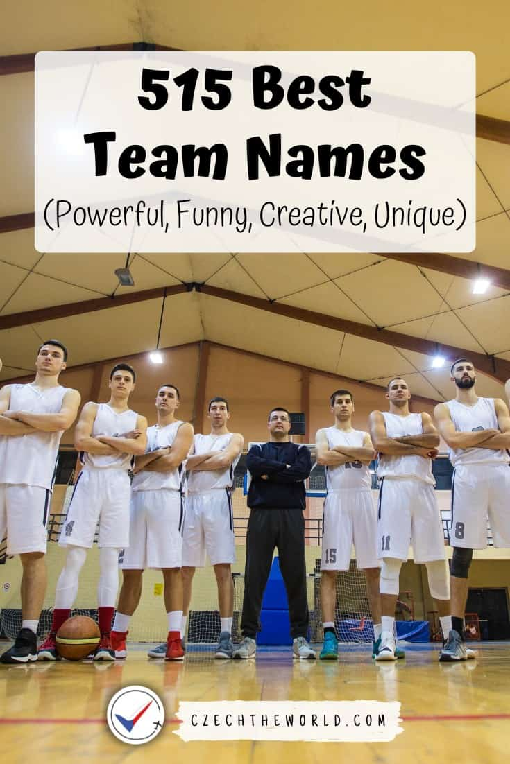 Funny Team Names