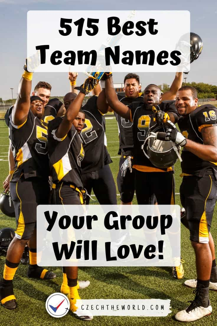 Football Team Names
