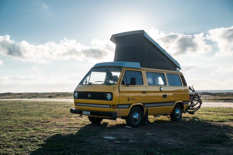 The 5 Best Campervan Destinations in the UK