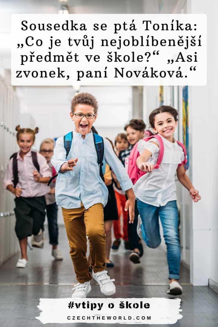 Perličky ze školy