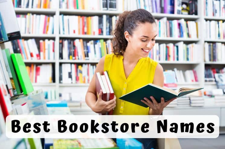 375 Best Bookstore Names that will Boost Your Success