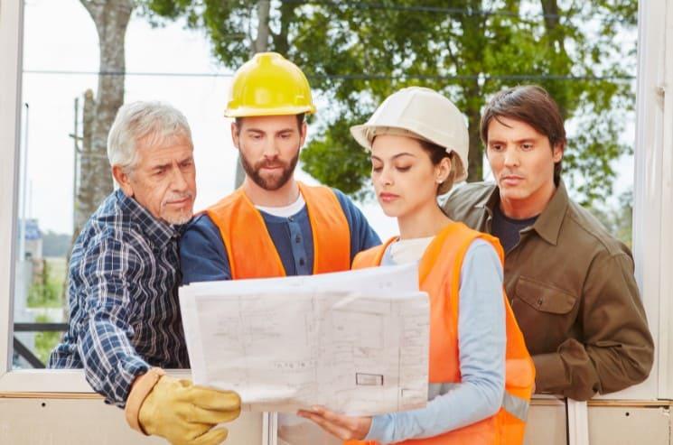 builders company names