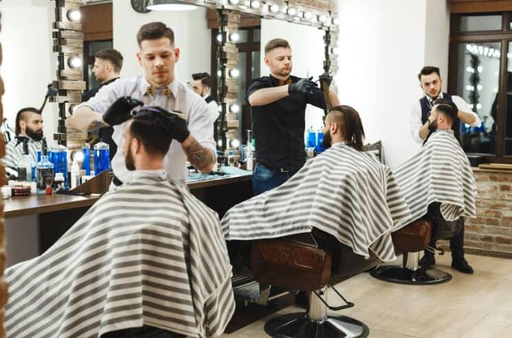 Modern Barber Shop Names