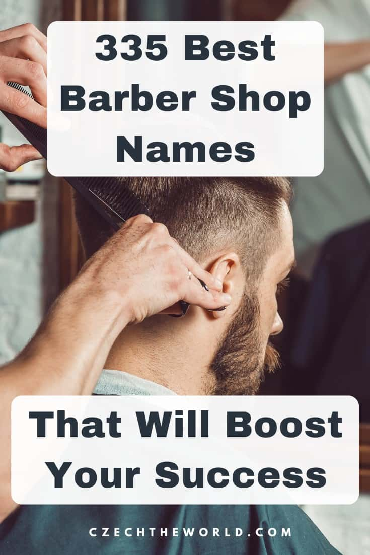 335 Best Barber Shop Names to Boost Your Business Success 1