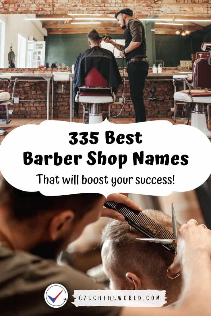Barber Shop Names