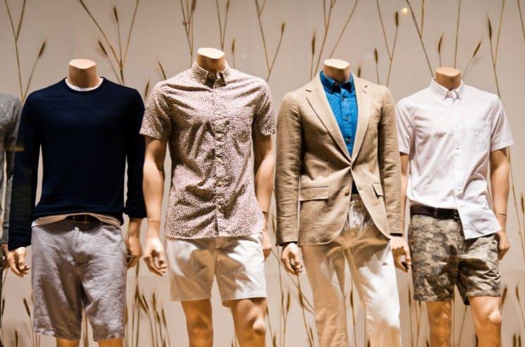 Elegant Clothing Brand Names