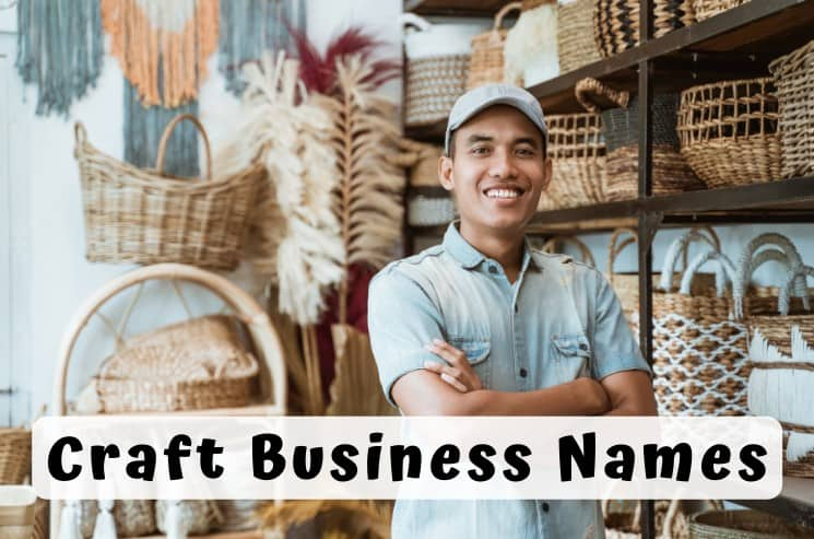 517 Best Craft Business Names to Boost Your Business Success