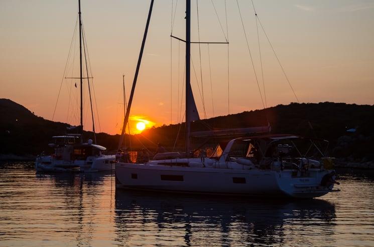 Dovolená na jachtě v Chorvatsku - vše, co potřebujete vědět! 4